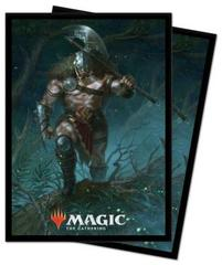 Ultra Pro - MTG Core Set 2021 Standard Deck Protector Sleeves - Garruk, Unleashed (100)