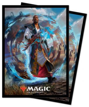 Ultra Pro - MTG Core Set 2021 Standard Deck Protector Sleeves - Teferi, Master of Time (100)
