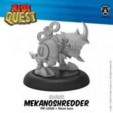 Riot Quest - Mekanoshredder - PIP 63028