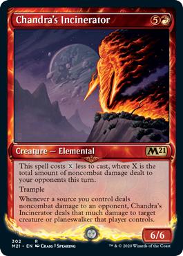 Chandras Incinerator - Showcase