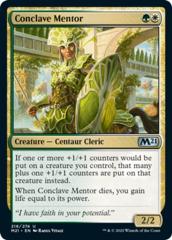 Conclave Mentor - Foil