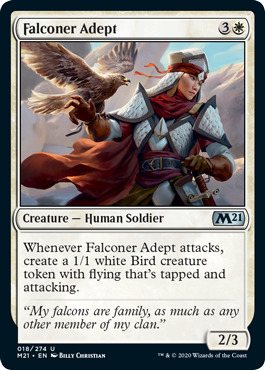 Falconer Adept - Foil