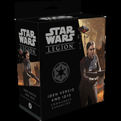 Star Wars: Legion - Iden Versio and ID10 Commander Expansion