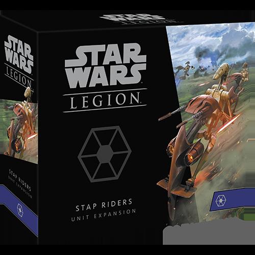 [DEPRECATED] Star Wars: Legion - STAP Riders Unit Expansion