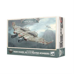 Aeronautica Imperialis: T'au Air Caste Tiger Shark AX 1-0 Fighter-Bombers