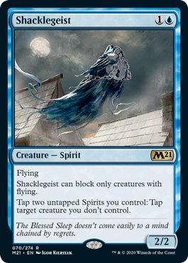 Shacklegeist