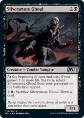 Silversmote Ghoul - Foil