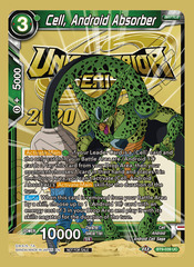 Cell, Android Absorber (Event Pack 06) - BT9-039 - UC - Foil