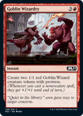 Goblin Wizardry - Foil
