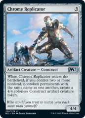Chrome Replicator - Foil