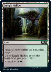 Jungle Hollow - Foil