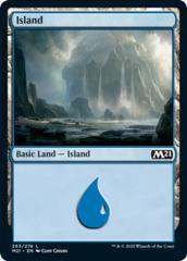 Island (263) - Foil