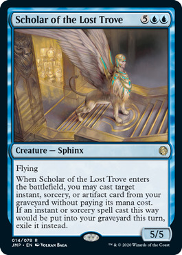 Scholar of the Lost Trove
