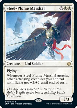 Steel-Plume Marshal