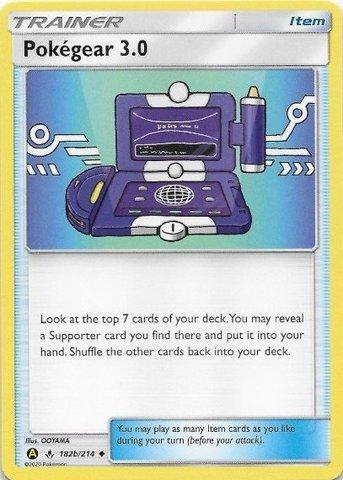 Pokegear 3.0 - 182b/214 - Pokemon Trainers Toolkit