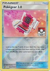 Pokegear 3.0 - 182a/214 - Pokemon League Cup Promo