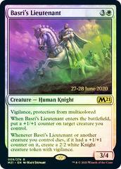Basri's Lieutenant - Foil - Prerelease Promo
