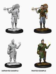 Nolzur's Marvelous Miniatures - Male Half-Elf Bard