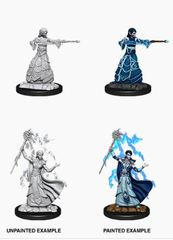 Nolzur's Marvelous Miniatures - Female Elf Wizard