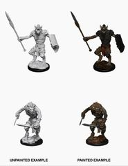 Nolzur's Marvelous Miniatures - Male Gnoll & Gnoll Flesh Gnawer