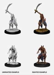 Nolzur's Marvelous Miniatures - Male Jackalwere