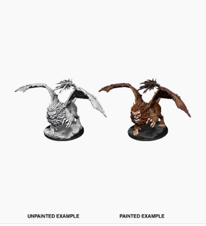 Nolzurs Marvelous Miniatures - Male Miniatures: Manticore