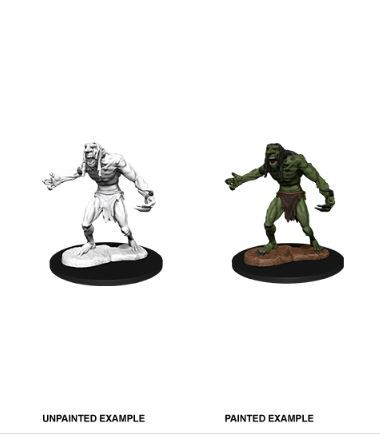 Nolzurs Marvelous Miniatures - Male Miniatures: Raging Troll