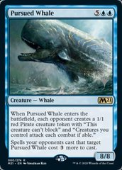 Pursued Whale - Promo Pack