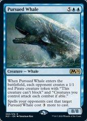 Pursued Whale - Foil - Promo Pack