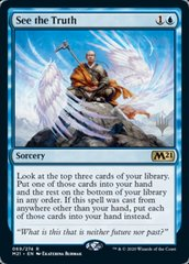 See the Truth - Foil - Promo Pack
