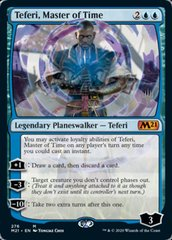 Teferi, Master of Time - Foil - Promo Pack