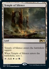 Temple of Silence - Foil - Promo Pack
