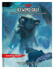 D&D Adventure: Icewind Dale - Rime of the Frostmaiden