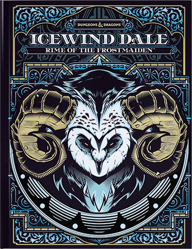Icewind Dale: Rime of the Frostmaiden Hobby Cover