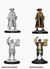 Nolzur's Marvelous Miniatures - Male Mayor & Town Crier