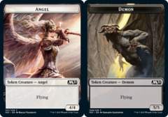 Angel // Demon (06) - Foil