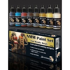 Scale75 - Scalecolor Range - Nmm Paint Set Gold and Copper - SSE-002 - Paint Set