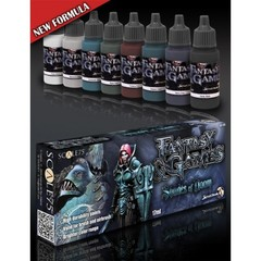Scale75 - Scalecolor Range - Shades of Doom - SSE-019 - Paint Set