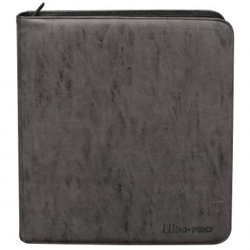 Ultra Pro - Deck Builders Playset PRO-Binder - Suede Collection: Jet
