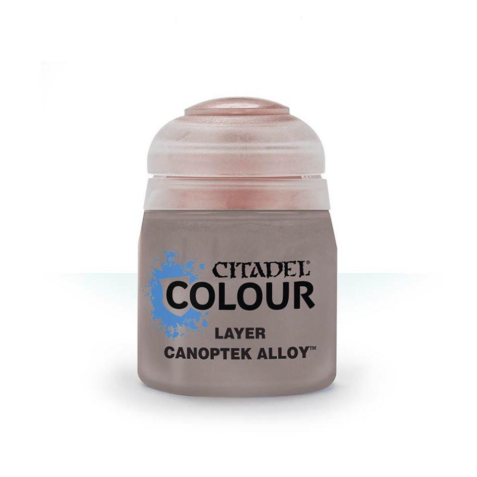 Citadel Paint 12ml Layer - Canoptek Alloy