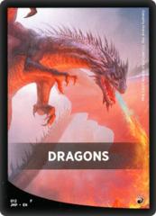 Dragons Theme Card