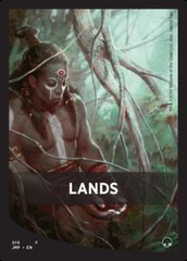 Lands Theme Card