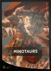 Minotaurs Theme Card