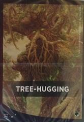 Tree-Hugging Theme Card