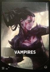 Vampires Theme Card