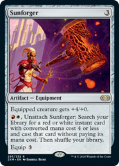 Sunforger - Foil