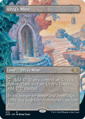 Urza's Mine - Borderless