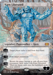 Karn Liberated (Borderless)