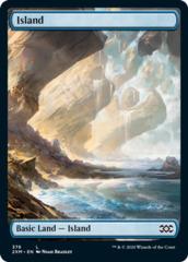 Island (376) - Foil (BfZ Art)
