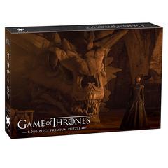 Game of Thrones Balerion the Black Cread 1000 Piece Premium Puzzle